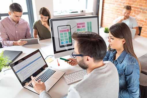 Création de site internet pour mettre votre entreprise en lumière